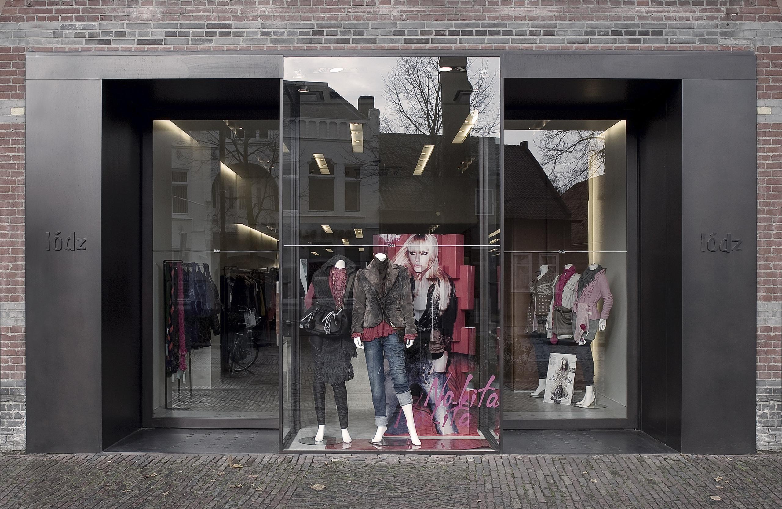 Lodz flagship store Oisterwijk entrance