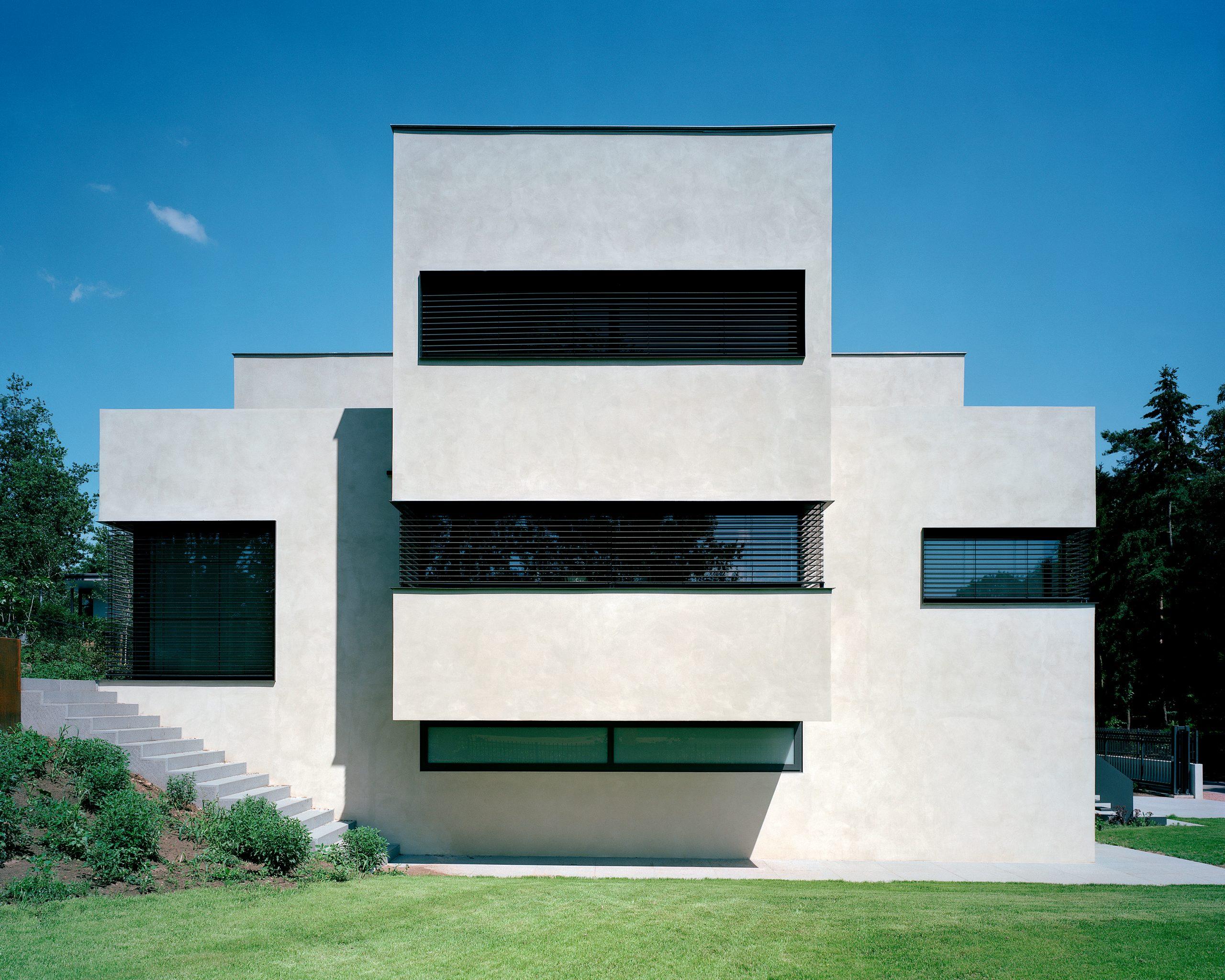Green zone house design
