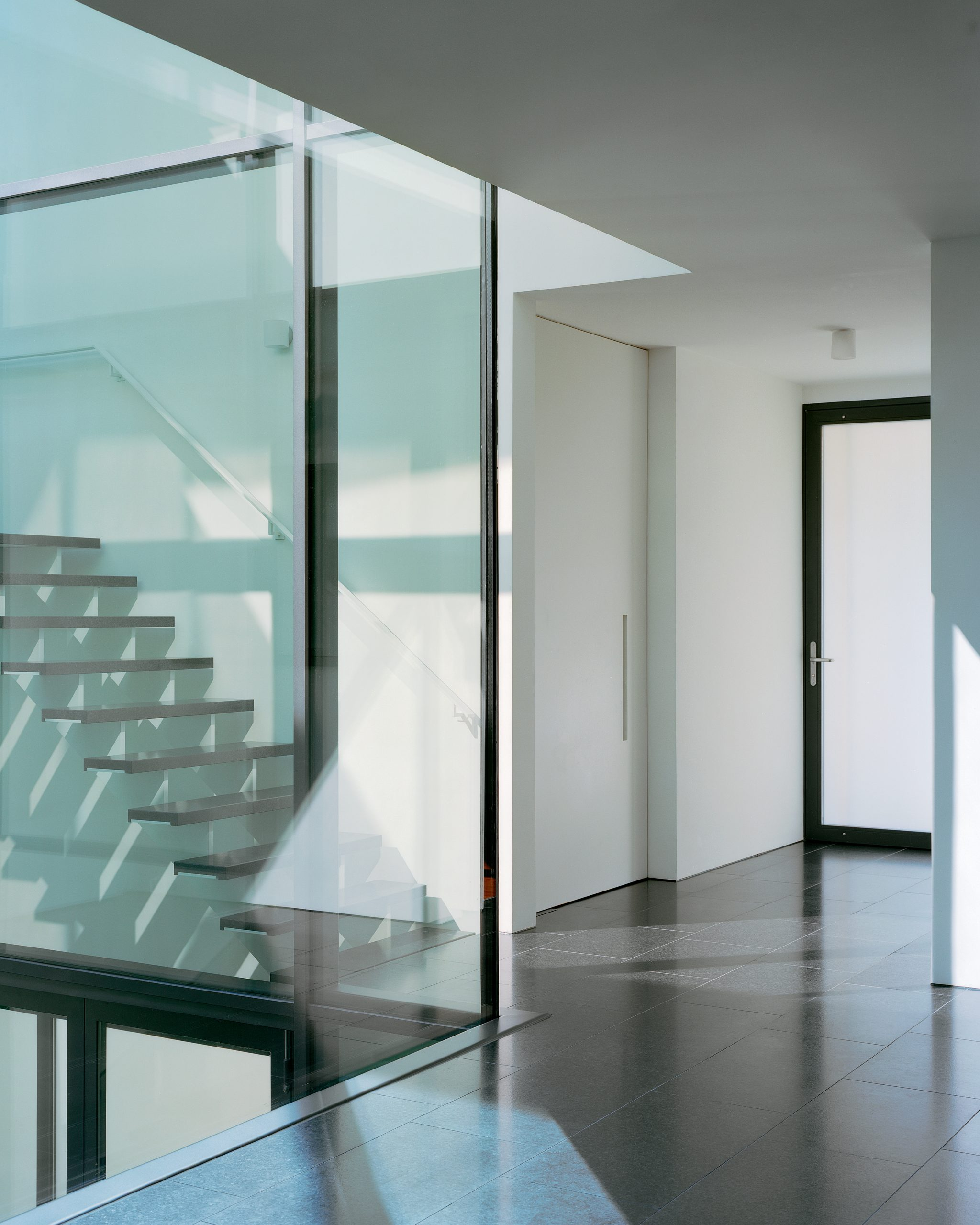 Green zone staircase