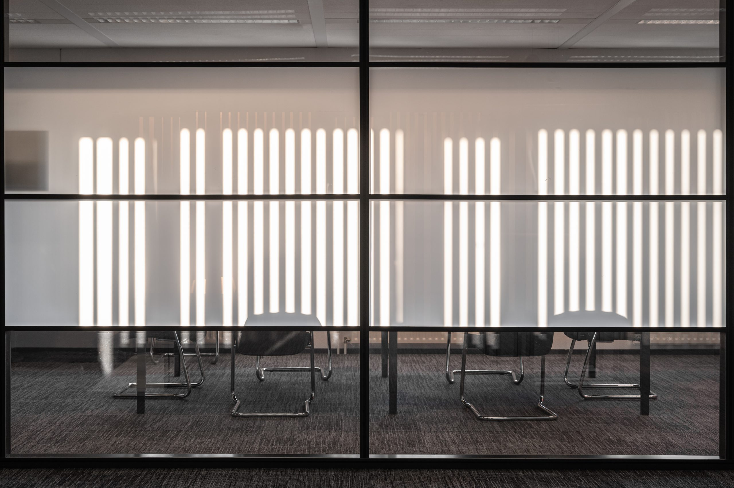 Mecc office conference room design