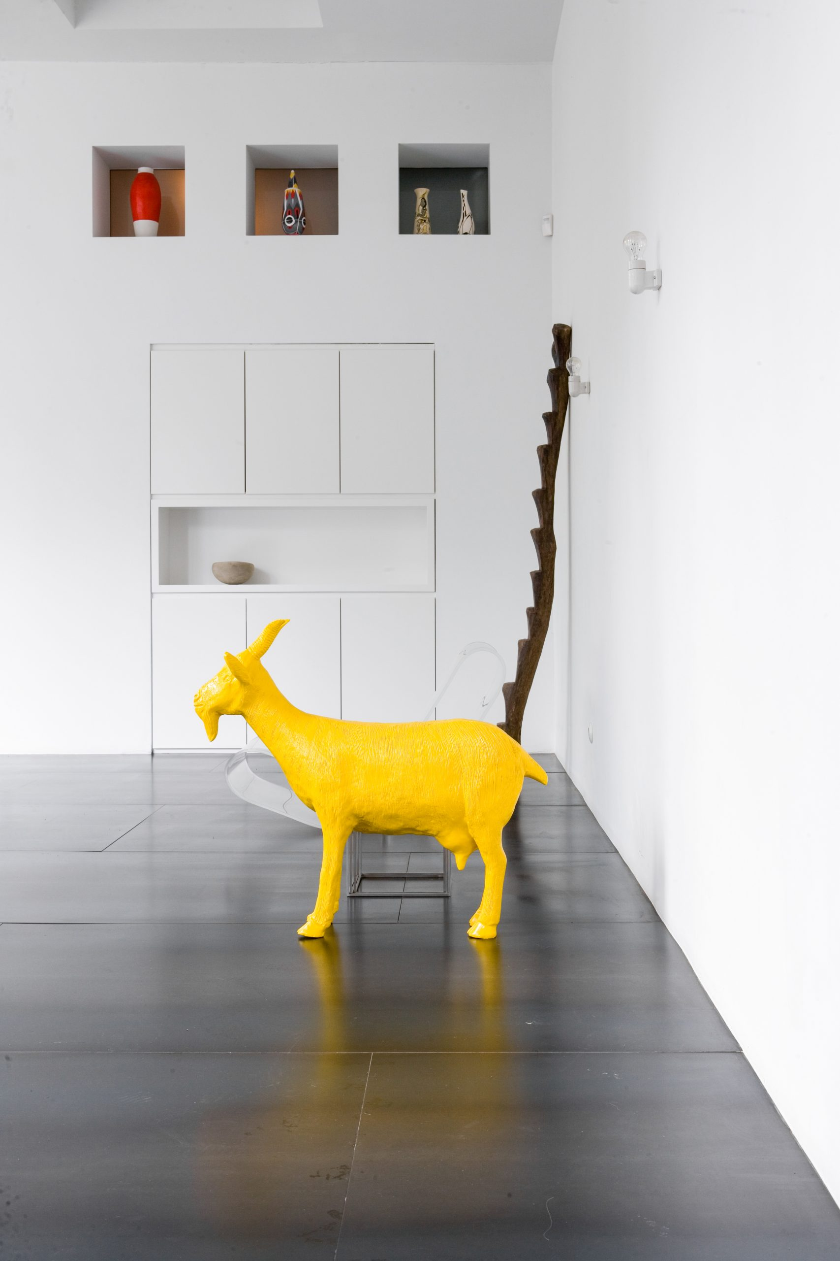 Rewriting history yellow goat