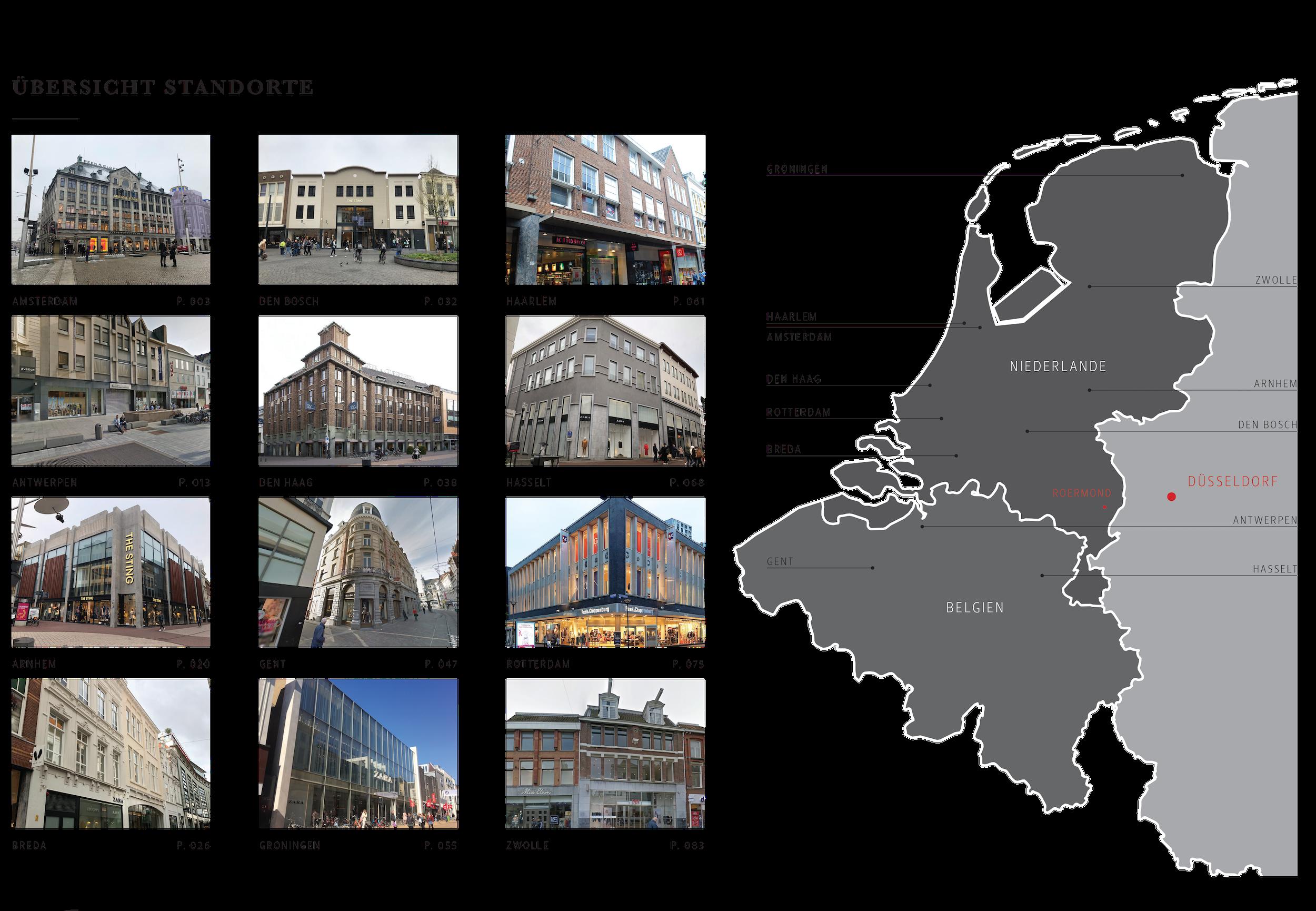 Peek & Cloppenburg Netherlands and Belgium